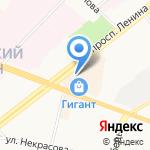 Дворец молодежи на карте Ярославля