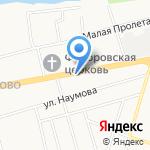 Радиомастерская на карте Ярославля