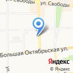ORSA Auto Parts на карте Ярославля