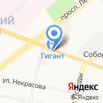 Мастерская по изготовлению ключей на карте Ярославля