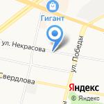 Авторское ателье Алевтины Владимировны на карте Ярославля