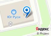 Юг Руси на карте