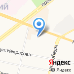КЕГ на карте Ярославля