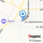 Эвакуационная компания на карте Ярославля