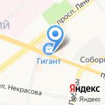 Оптикомания на карте Ярославля