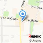 Мария на карте Ярославля