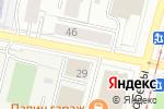 Схема проезда до компании Жемчуг в Ярославле