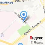 Управление Федеральной службы по надзору в сфере защиты прав потребителей и благополучия человека по Ярославской области на карте Ярославля