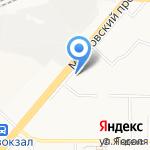 КБ Аксонбанк на карте Ярославля