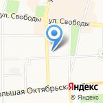 Церковь Никиты Мученика на карте Ярославля