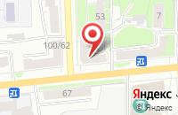 Схема проезда до компании PROBKA wine bar & kitchen в Ярославле