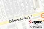 Схема проезда до компании Новый Аксай в Аксае