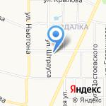 Романтика на карте Ярославля