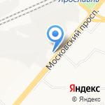 НАТАЛИ-АВТО на карте Ярославля
