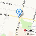 Manzarda на карте Ярославля