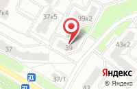 Схема проезда до компании Миракель в Ярославле
