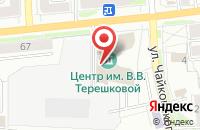 Схема проезда до компании Транс-Форс в Ярославле