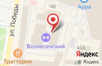 Схема проезда до компании Центральный буфет в Ярославле