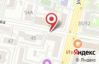 Схема проезда до компании The Pitcher в Ярославле
