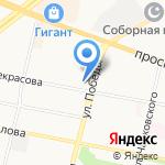 Райффайзенбанк на карте Ярославля