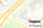 Схема проезда до компании Криста ВО в Вологде