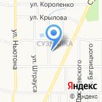 СпецАвтоТранс на карте Ярославля