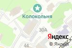 Схема проезда до компании Вологодский завод пластмассовых изделий в Вологде