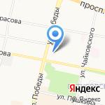 Адмиралъ на карте Ярославля