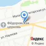СПК на карте Ярославля