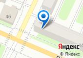 Вологодский центр правовой информатизации, ЗАО на карте