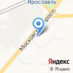 Банкомат на карте Ярославля