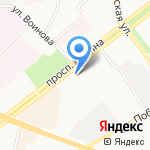Универсальный Мастер на карте Ярославля