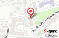 Схема проезда до компании Управление социальной защиты населения в Ярославле