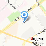 Территориальная генерирующая компания-2 на карте Ярославля