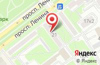 Схема проезда до компании Smile Group в Ярославле