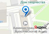 Управление труда и социальной поддержки населения Ярославского муниципального района на карте