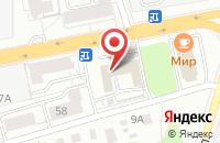Схема проезда до компании Территориальный отдел по социальной поддержке населения Красноперекопского района в Ярославле