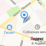 АвтоСоюз на карте Ярославля