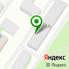Местоположение компании Автодина