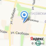 Samsung на карте Ярославля