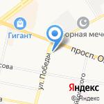 Вместе на карте Ярославля