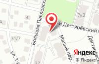 Схема проезда до компании Строй Гигант в Ярославле