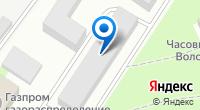 Компания Автодина на карте