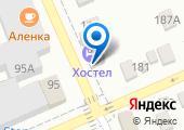 Южный Город-Ростов на карте