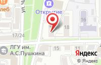 Схема проезда до компании Агрокомбинат «Рассвет» в Ярославле