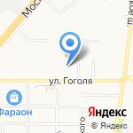 Ресурс-продукт на карте Ярославля