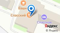 Компания Назад в будущее на карте