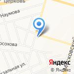Восток-Сервис на карте Ярославля