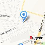 Консул на карте Ярославля