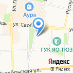 ВСК на карте Ярославля